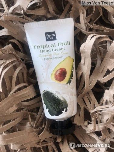 Крем для рук Farm Stay Tropical Fruit Hand Cream фото