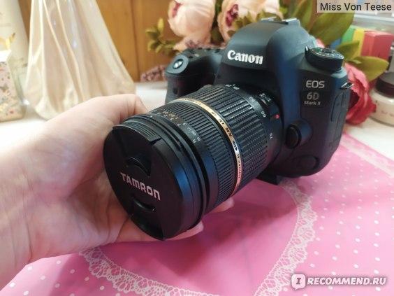 Canon EOS 6D Mark II фото