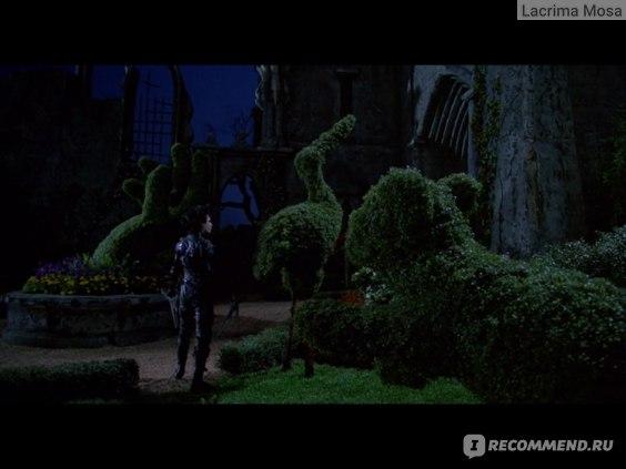 Эдвард руки-ножницы / Edward Scissorhands (1990, фильм) фото