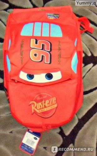 Рюкзак  Ebay Children Disney Pixar Cars McQueen Kids Backpack School Bag  фото