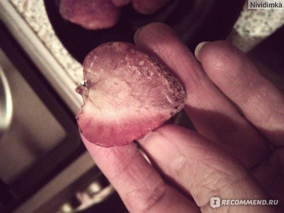 Клубника  замороженная Лето наше красное фото