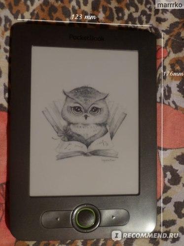 Электронная книга PocketBook 613 Basic фото