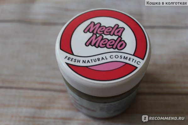 Маска для светлых волос Meela Meelo Пушистое золото фото