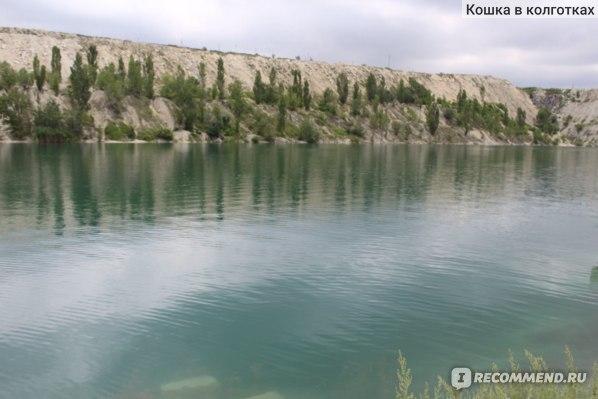 Марсианское (Мраморное) озеро, с.Скалистое, Республика Крым фото