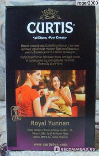 Чай  Curtis Royal Yunnan фото