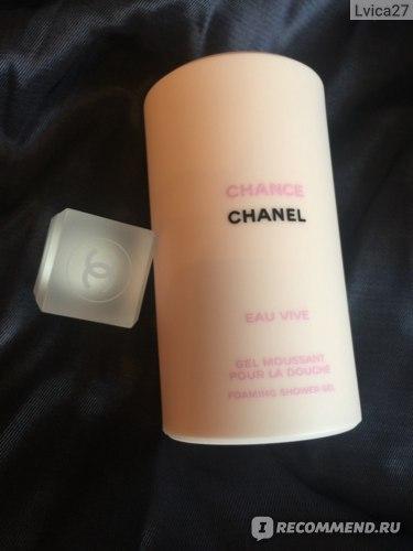 Пенящийся гель для душа Chanel Chance фото