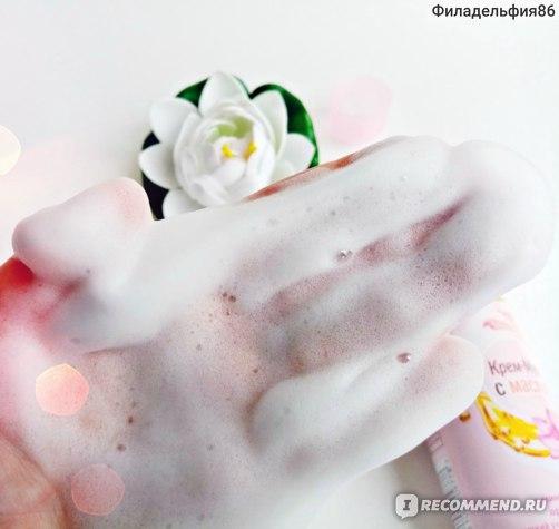 Крем-мусс для тела Fa с маслом Магнолии фото