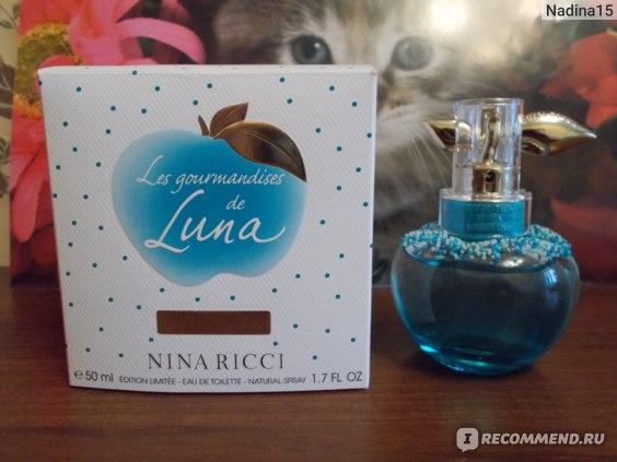 Nina Ricci Les Gourmandises de Luna фото