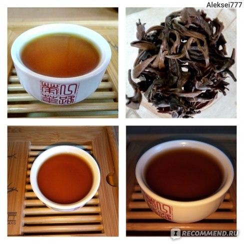 Красный чай Юннань Красные спирали (Хун Би Ло Чунь) фото
