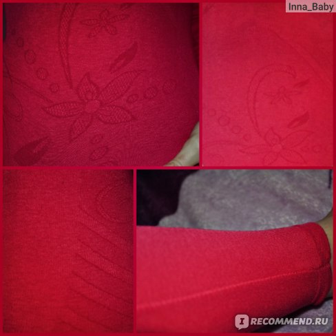Термобелье AliExpress Free shipping, cotton+modal thermal underwear,seamless, long johns winter underwear U001 фото