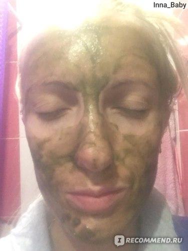 Маска для лица Секрет красоты Талассо-фрэш для моделирования лица и шеи фото