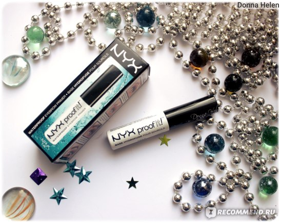 Праймер для бровей NYX Professional Makeup PROOF IT! WATERPROOF EYEBROW PRIMER фото