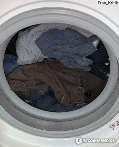 Концентрированный стиральный порошок Jundo для цветного белья - отзыв