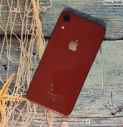 Смартфон Apple iPhone XR - отзыв