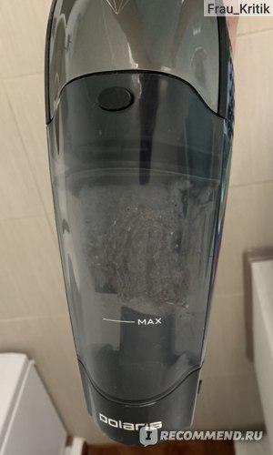 Портативный пылесос Polaris PVCS 0623 Brilliant - отзыв