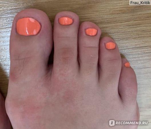 Лак для ногтей Catrice ICONails 95 You Keep Me Brave - отзыв