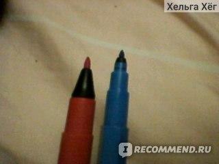 Сравнение обычного стержня и стержня  Centropen
