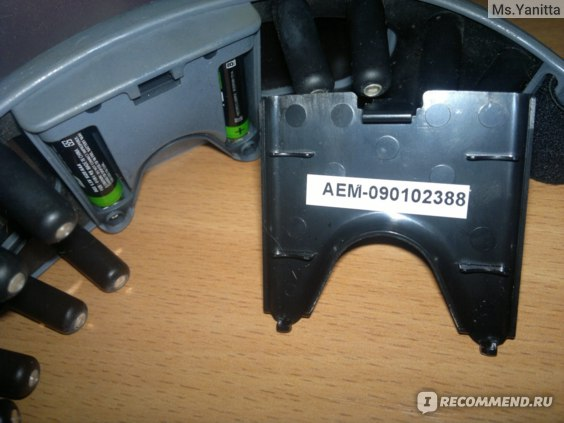 Аппарат для стимуляции зрения Breeze azmet BEM-I фото