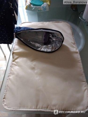 Рюкзак Qimiaobaby на коляску фото