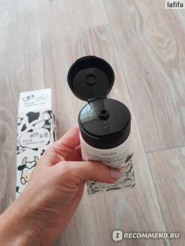 Пенка для умывания Esfolio Milk Cleansing Foam фото