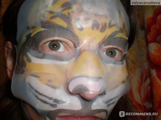 Маска для лица силиконовая Aliexpress Silicone Sheet Mask Cover for Absorption Makeup Tools Waterproof Beauty Face Moisturizing Mask фото