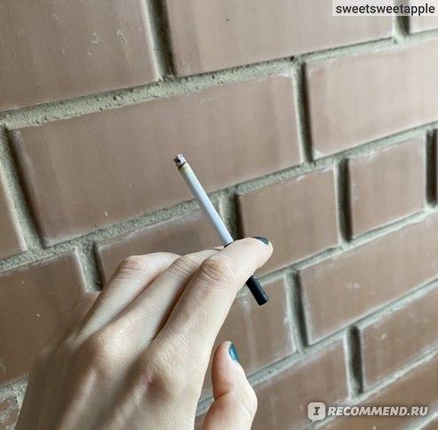 Сигареты Sobranie Black - отзыв