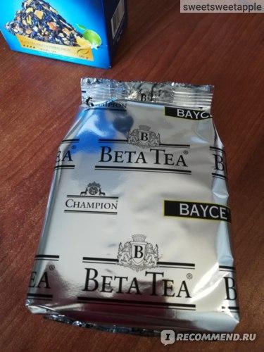 Чай листовой Beta tea Citrus Garden  (Цитрусовый сад) фото