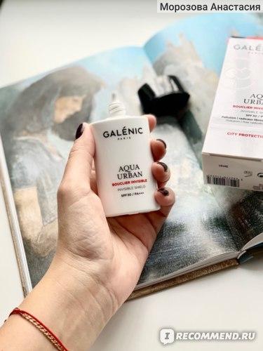 Защитный флюид для лица Galenic Aqua Urban SPF30 фото
