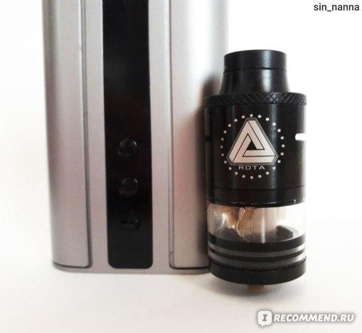 Атомайзер для электронных сигарет IJoy Limitless RDTA фото