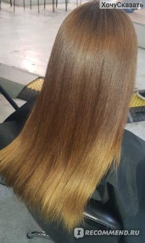 Ботокс для волос Paul Oscar Sapphire Regeneration & Reconstruction Blue Style   фото