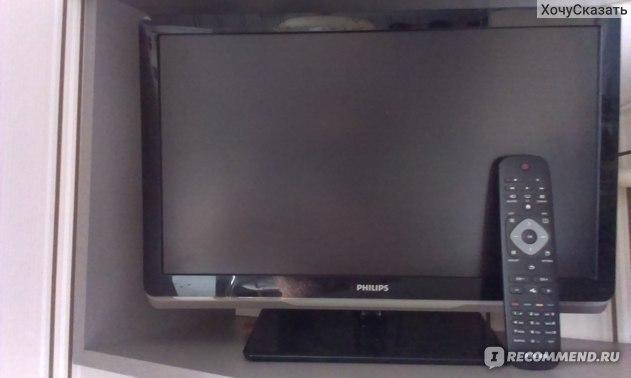 Телевизор Philips 19PFL3507H/12 фото