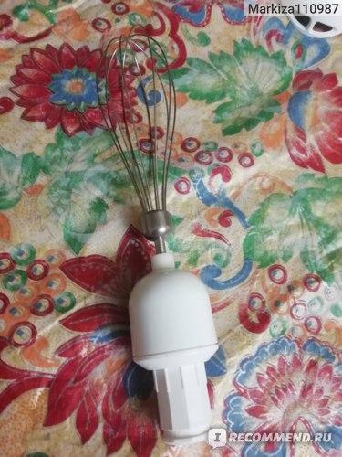 Блендер погружной BOSCH MSM66050 фото