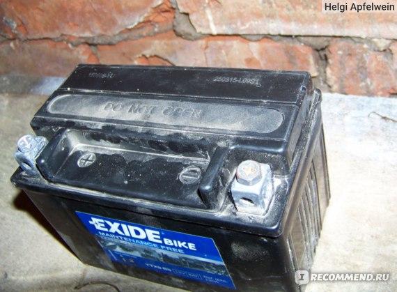 Аккумуляторы Exide YTX9-BS фото