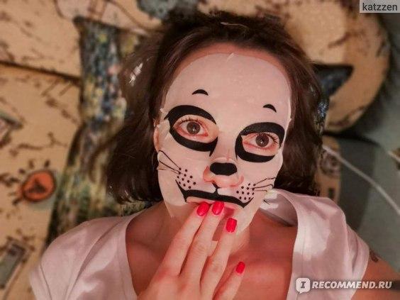 Тканевая маска для лица Holika Holika Baby Pet Magic Mask Sheet фото