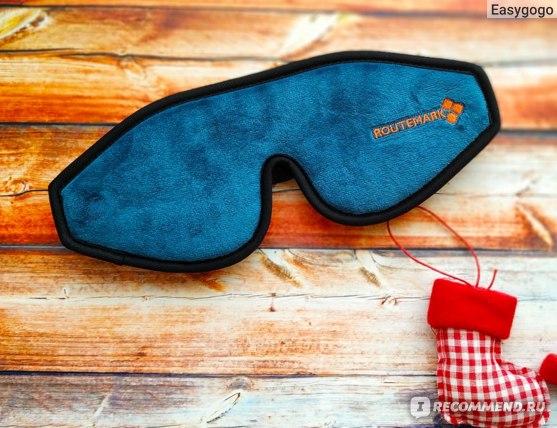 Маска для сна Routemark 3D Эволюция фото