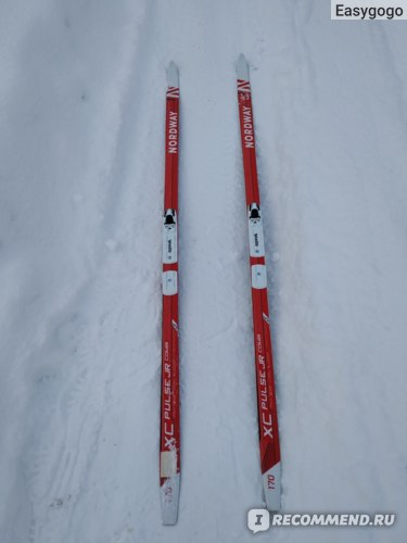 Лыжи Nordway Детские XC Combi Puls Jr