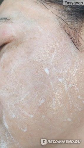 Маска для лица тонизирующая Ми&Ко Лайм и мята фото