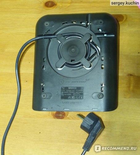 Электрочайник BOSCH TWK 8611 фото