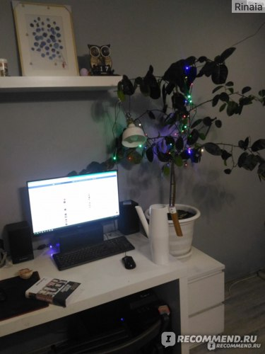 Письменный стол с выдвижной панелью IKEA MALM / Икеа МАЛЬМ фото