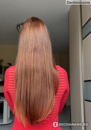 Волосы на 2 день