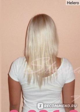 Мои волосы в 2010