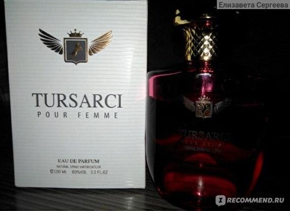 Voyage Fragrance TURSARCI pour femme  фото