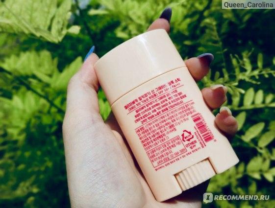 Солнцезащитный стик Elizavecca milky piggy sun great block stick