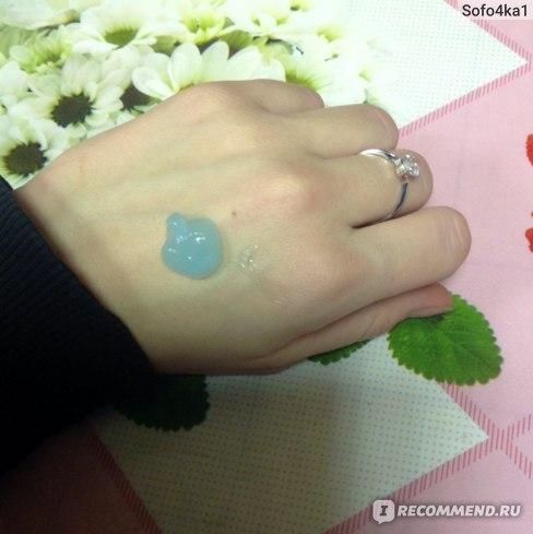 """Крем для рук и ногтей Бархатные ручки Аква-гель """"Магия Тиаре"""" фото"""