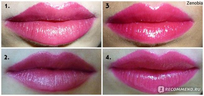 Бальзам для губ Revlon ColorBurst Lacquer Balm фото