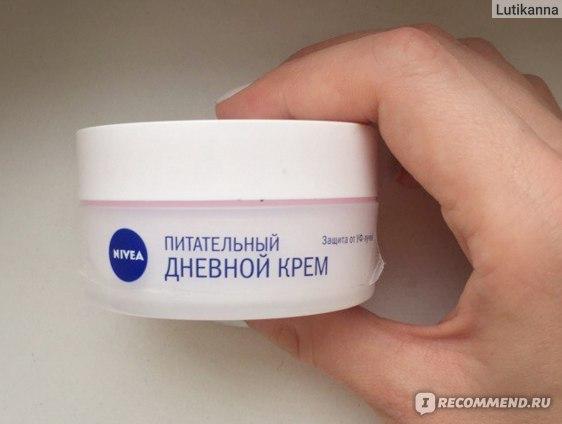 Крем для лица NIVEA Питательный дневной крем фото