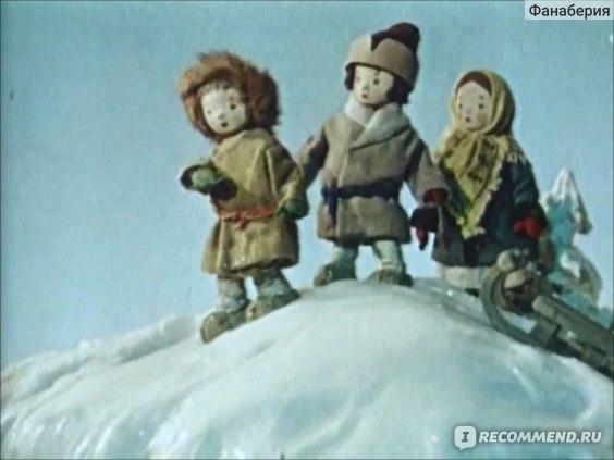 «Сказка о Снегурочке»; Союзмультфильм (1957) фото