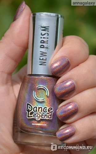 Лак для ногтей Dance legend New Prism фото