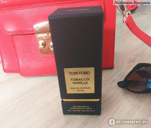 Том форд табако ваниль женские или мужские