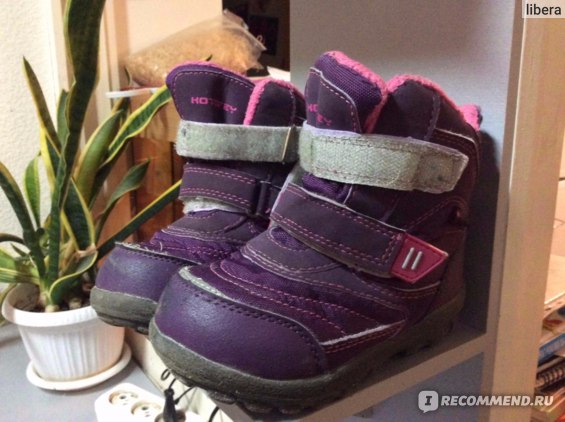 Осенне-зимнее ботинки Котофей Мембранные фото